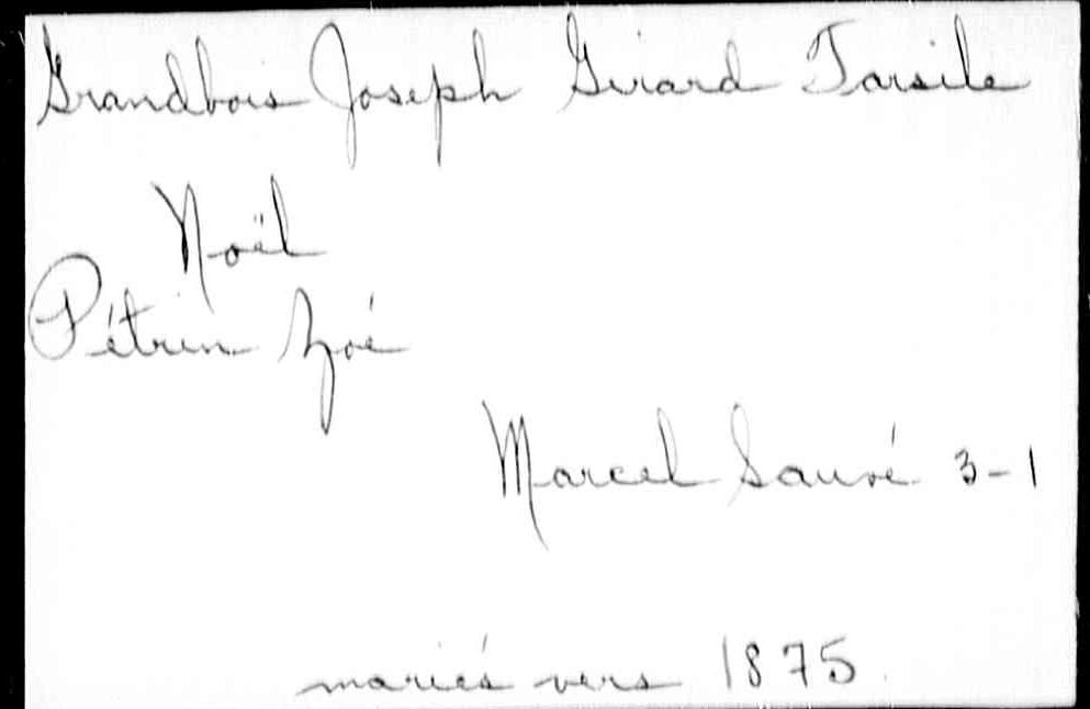 Grandbois X Girard. - Page 2 Mariag17