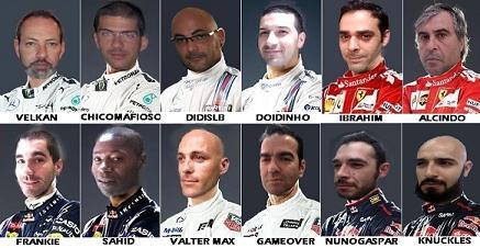 GRID 2 / F1 2012