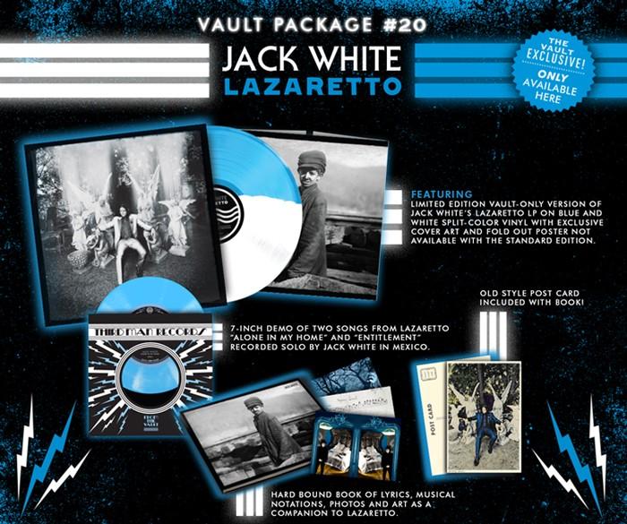 Jack White New Solo Album V2070010