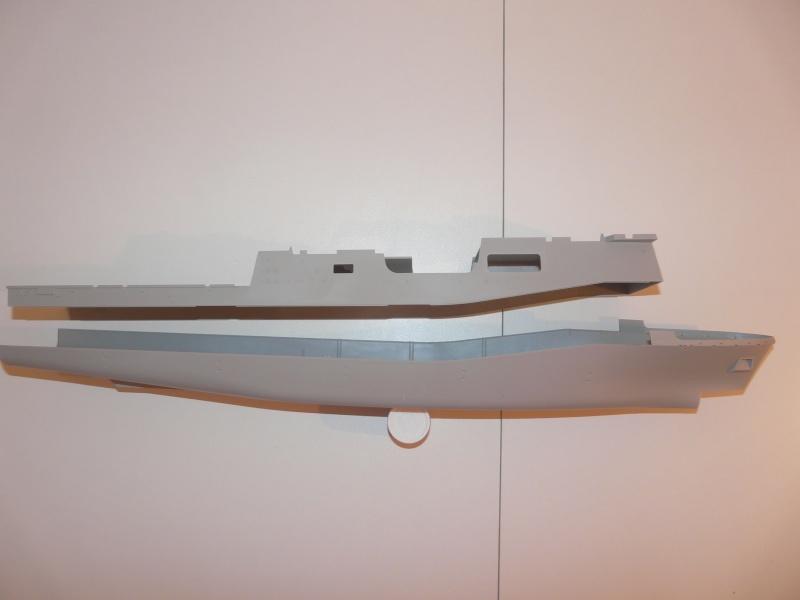 USS NEW-YORK  1/350 de chez REVELL P1050920