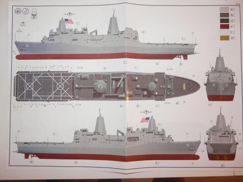 USS NEW-YORK  1/350 de chez REVELL P1050933