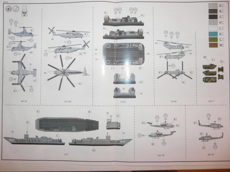 USS NEW-YORK  1/350 de chez REVELL P1050934