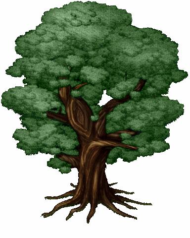 Grand arbre bleu Arbre110