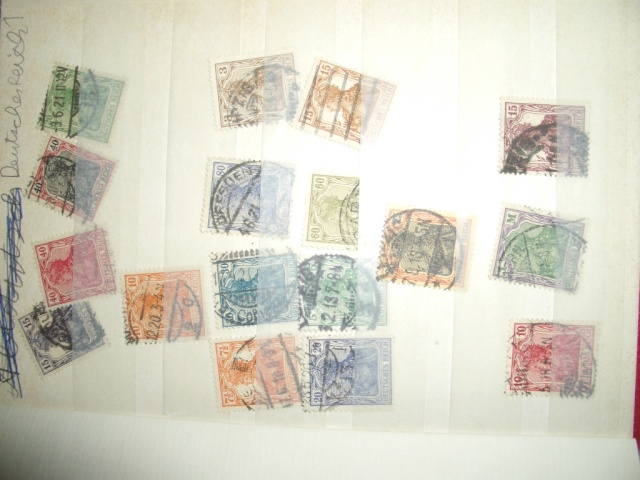 Briefmarkenalbum Werteinschatzung Imgp3411