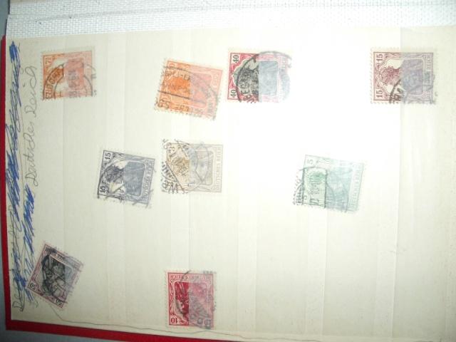 Briefmarkenalbum Werteinschatzung Imgp3414