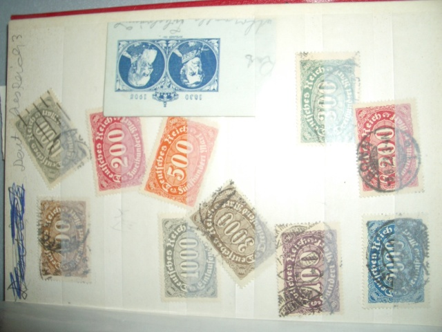 Briefmarkenalbum Werteinschatzung Imgp3415