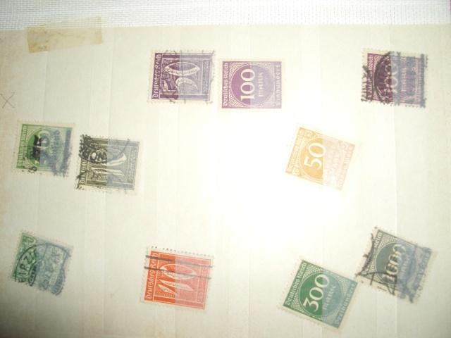 Briefmarkenalbum Werteinschatzung Imgp3416