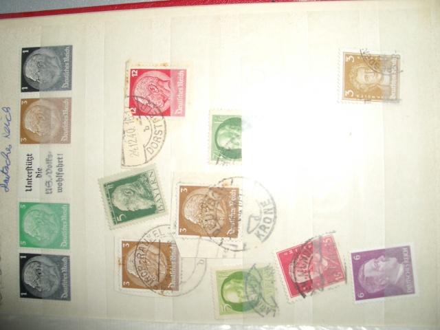Briefmarkenalbum Werteinschatzung Imgp3417