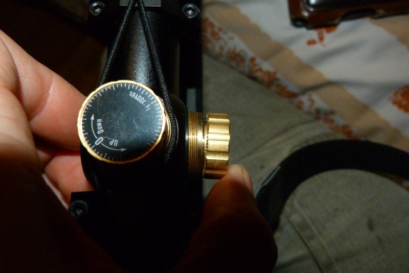 Ma nouvelle carabine: Gamo Whisper Fusion IGT version US P1020723