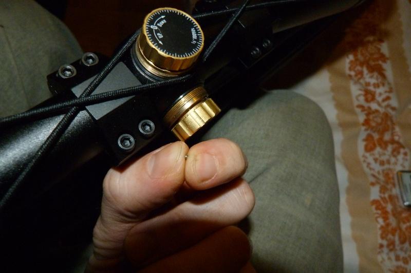 Ma nouvelle carabine: Gamo Whisper Fusion IGT version US P1020724