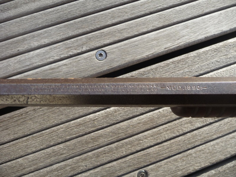 Winchester 1890 P1050210