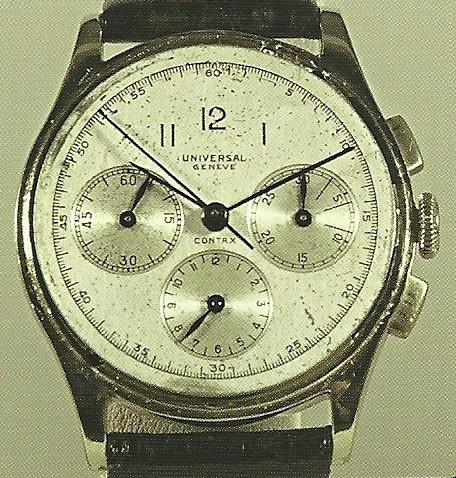 Les chronographes Universal Geneve de la série Compax - 2eme Partie Univer10
