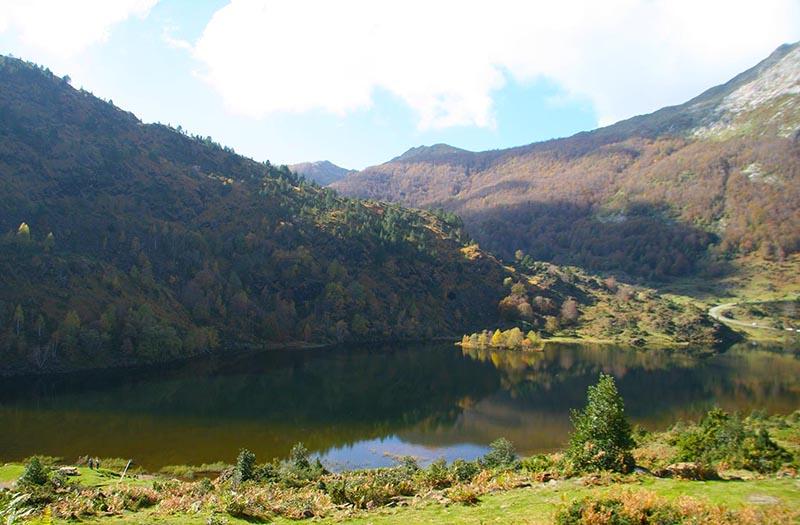 compte rendu sortie Ariège du 27/10/2013 - Page 2 Lac10