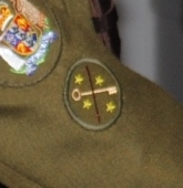 What is this NZ Army Badge? Wo_cla14