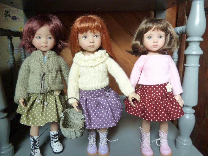 Les trois soeurs. P1010814