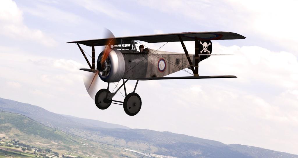 Nieuport 17 russe Nieupo13