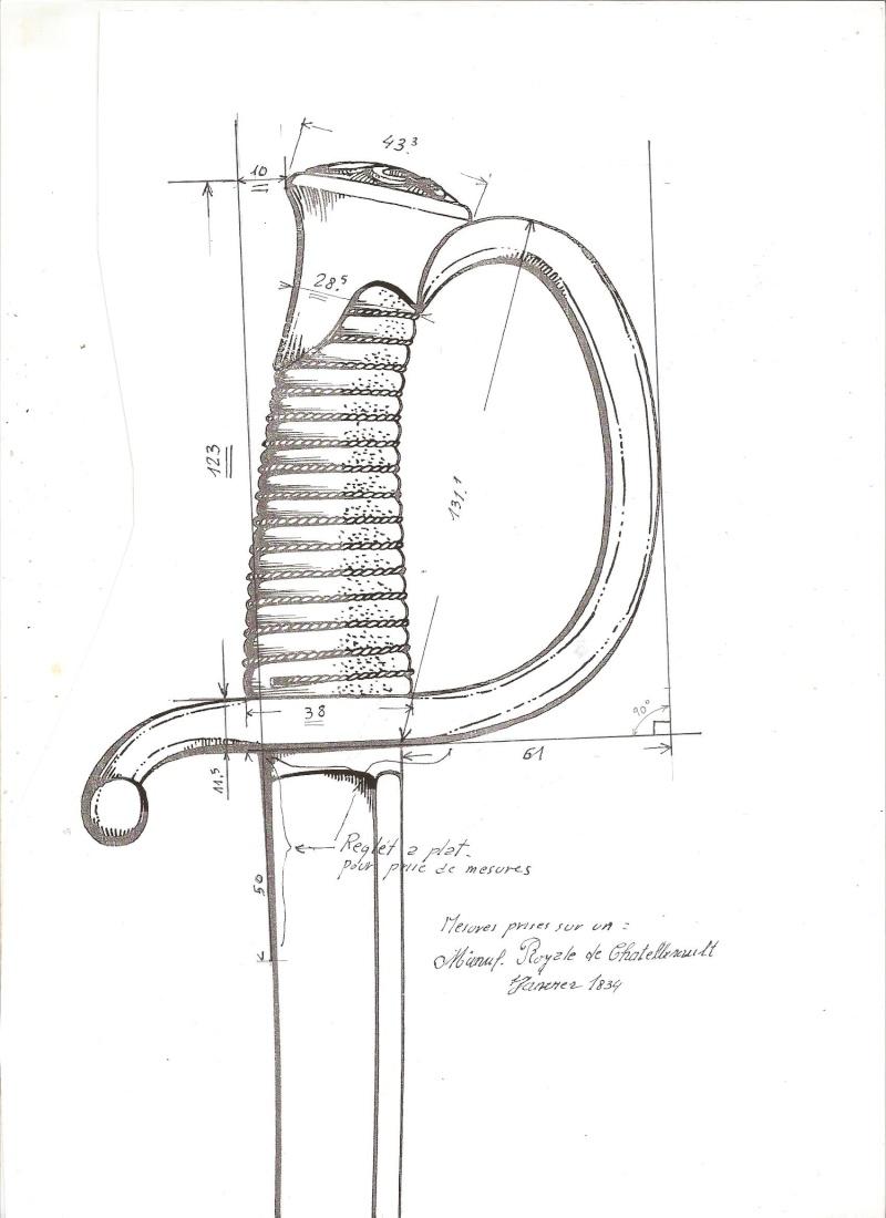 Restauration d'un sabre d'artillerie modèle 1829 1829_c12