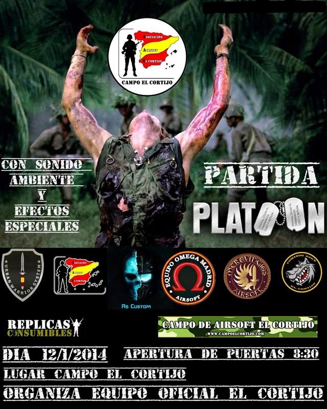 """12-01 """"Platoon"""" 4lzv10"""