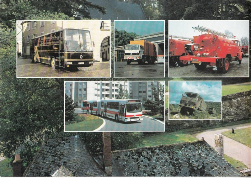 Pub et catalogues RENAULT....les camions Defi_610
