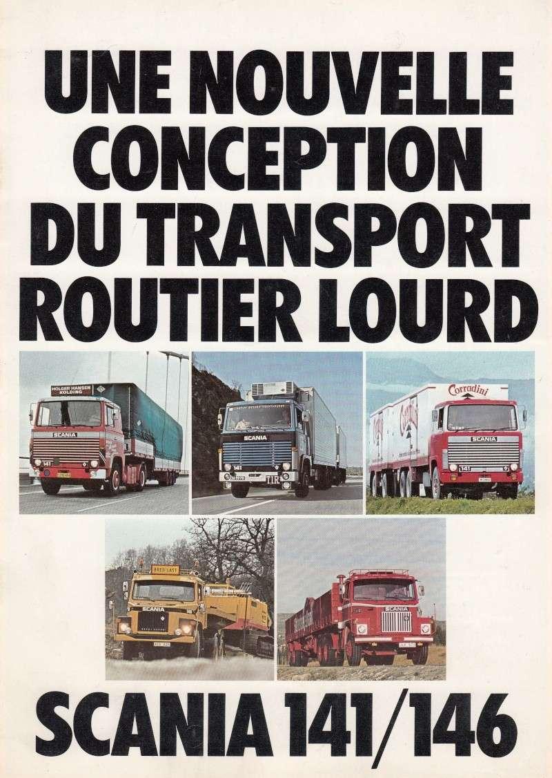Pub et catalogues SCANIA Scania11