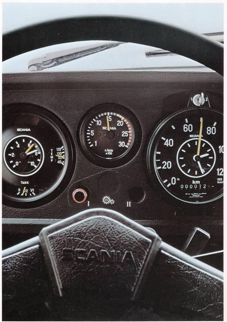 Pub et catalogues SCANIA Scania13
