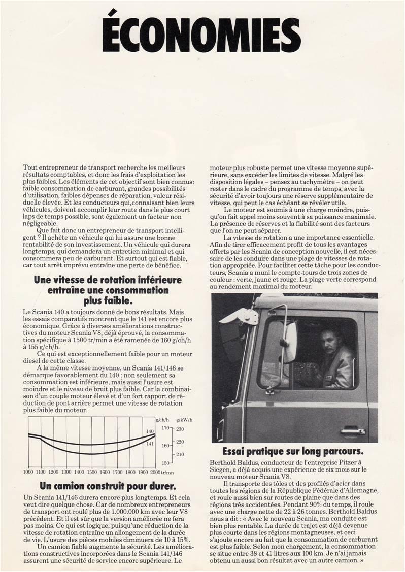 Pub et catalogues SCANIA Scania14