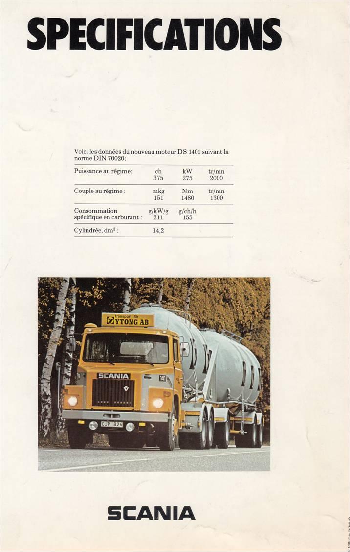 Pub et catalogues SCANIA Scania17