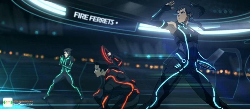 Team Avatar, GO!!!!! Tron_l11