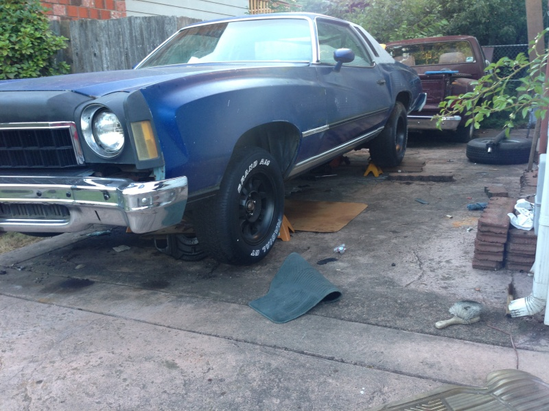 My 75 Monte carlo  Photo11