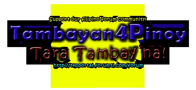 Tambayan4Pinoy Portal