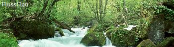Flussclan Territorium
