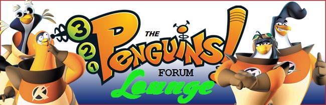 The 3-2-1 Penguins Forum Lounge