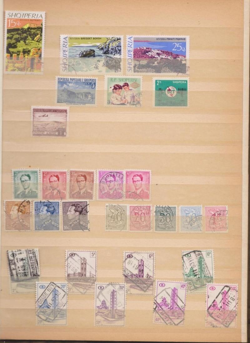 Weltweite Sammlung Wertschätzung auf finanzielle Not Briefm11