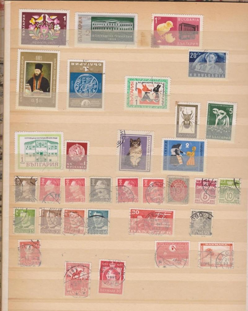 Weltweite Sammlung Wertschätzung auf finanzielle Not Briefm14