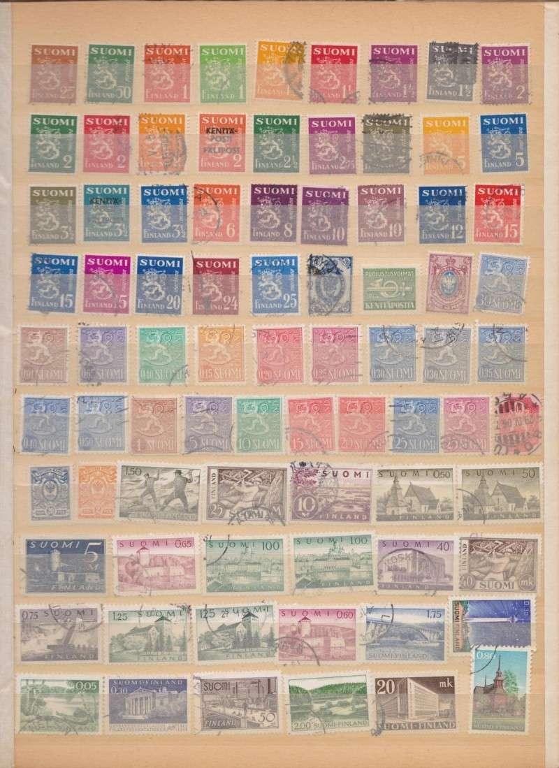 Weltweite Sammlung Wertschätzung auf finanzielle Not Briefm15