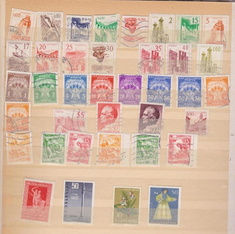 Weltweite Sammlung Wertschätzung auf finanzielle Not Briefm19
