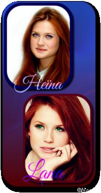 Lana & Heïna