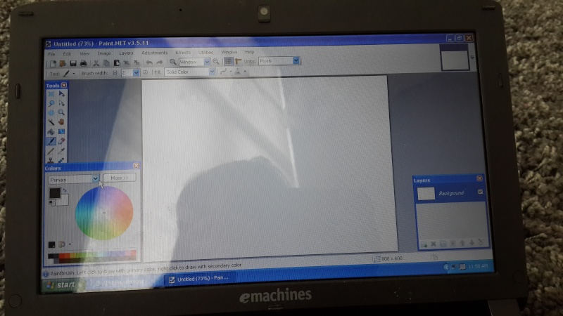 Paint.Net Tutorial On Transperating 20131112