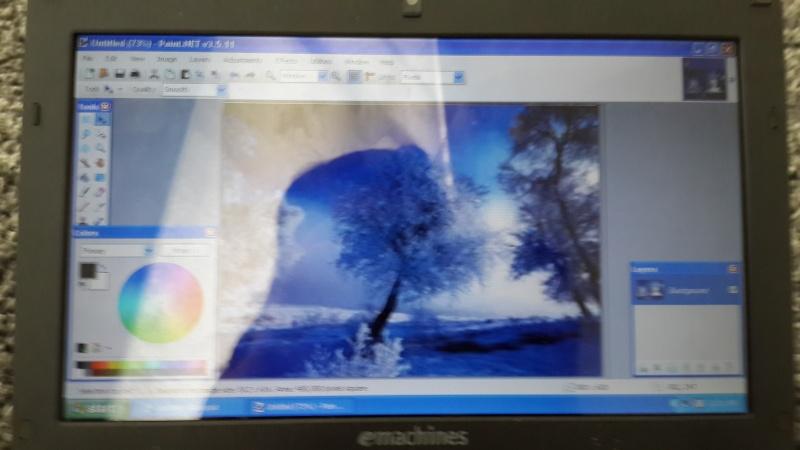 Paint.Net Tutorial On Transperating 20131113