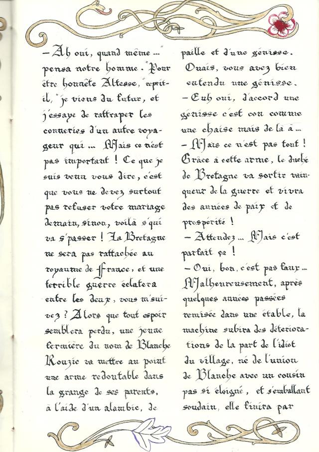 [Fan-fiction] Le VdR I - Le Visiteur de la Reine (-16) - Page 5 Manusc16