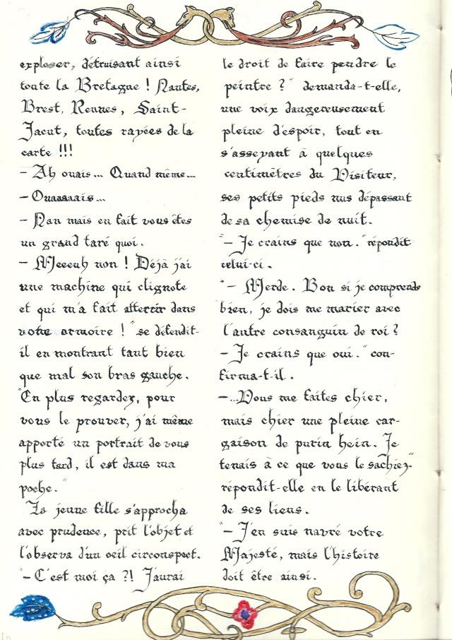 [Fan-fiction] Le VdR I - Le Visiteur de la Reine (-16) - Page 5 Manusc17