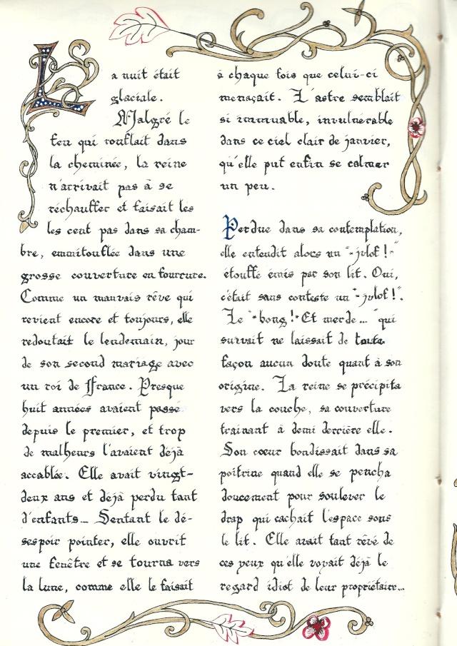 [Fan-fiction] Le VdR I - Le Visiteur de la Reine (-16) - Page 5 Manusc19