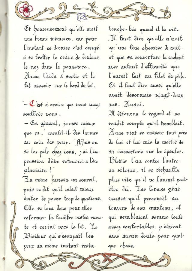 [Fan-fiction] Le VdR I - Le Visiteur de la Reine (-16) - Page 5 Manusc20