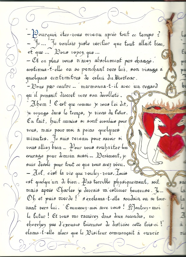[Fan-fiction] Le VdR I - Le Visiteur de la Reine (-16) - Page 5 Manusc21