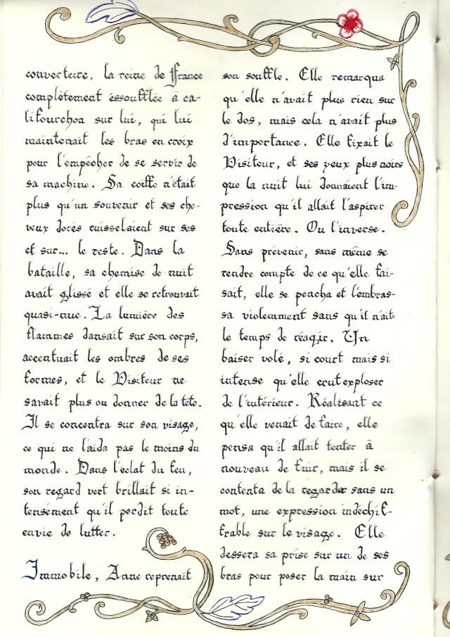 [Fan-fiction] Le VdR I - Le Visiteur de la Reine (-16) - Page 5 Manusc23