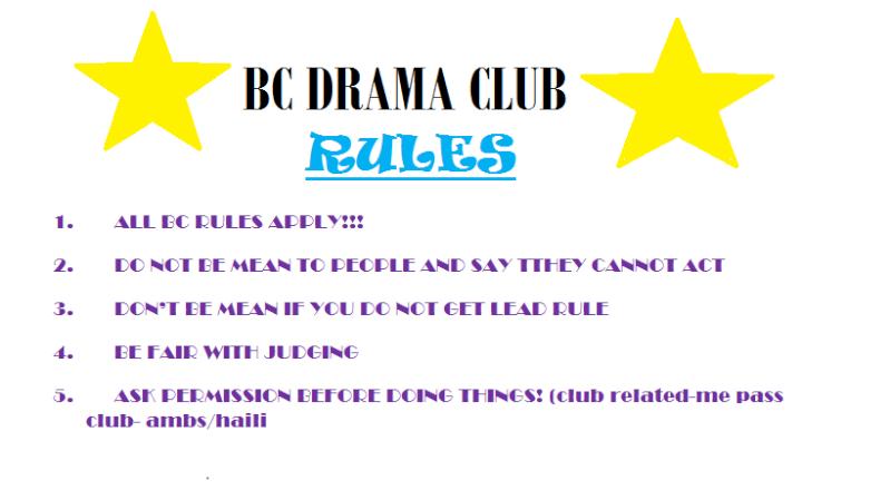 DRAMA CLUB  Drama_11