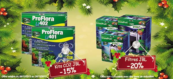 Promo sur pompes Jebao, kits CO2 JBL et Filtres externes JBL Promot11