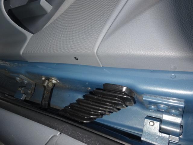 Remplacement mécanisme vitre avant gauche 311