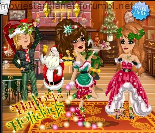 Happy Holidays 3010