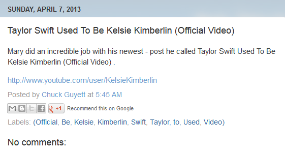 Fraudulent Ads Mention Taylor Swift To Boost Hits For Kimberlin's Daughter's Video.   780_sc10